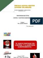 Gerencia Social - 6 Control y Auditoria Gubernamental