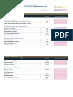 A12 Appendix 12 Technical Schedule
