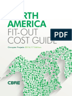 2016 North America Fit-Out Cost Guide - Occupier Projects