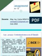 PM - Cla02 - Alcance II - Contratos II