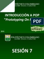 07 Introducción a POP