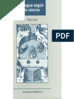 EL AGUA SEGUN LA CIENCIA - ENZO LEVI.pdf