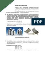 Materiales y Productos Para La Matriceria