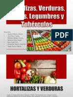 Hortalizas, Verduras, Frutas, Legumbres.pptx