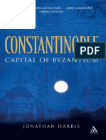Jonathan Harris - Constantinople_ Capital of Byzantium (2007, Continuum)