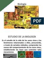 Clase de Biología 5 de Octubr