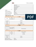 Ficha de Degustació
