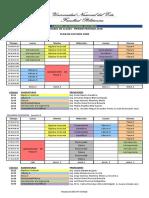 Ingeniería Eléctrica 2018_01 - Plan de Estudio 2008