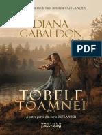 Diana Gabaldon Tobele Toamnei Vol 1
