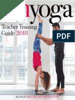 OM Yoga Magazine June 2018