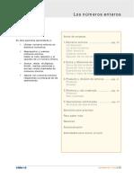 Los números enteros.pdf