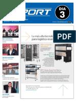 Newsline Report Diaria03 - Convergencia 2018