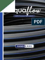 Sangio Aquaflow HDPE Brochure 12 Page