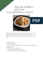 TALLARINES DE SURIMI Y CALABACÍN CON LANGOSTINOS AL AJILLO.docx