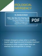 Urological Emergency