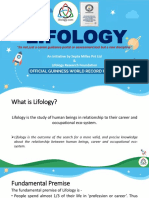 Lifology - Presentation in China