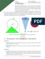 Uso de TICs en Matematica