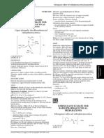 EP 9.2-Copper Tetramibi Tetrafluoroborate for Radiopharmaceutical Preparations