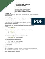 3.1. Parametros de Diseño Cubiertas