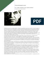 Gabriel García Márquez, Todo Cuento Es Un Cuento Chino