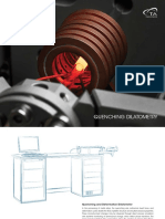 DIL 805 Quenching Dilatometer Brochure