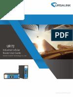 Ursalink UR72 Cellular Router User Guide