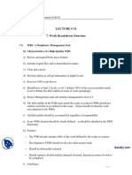 Work Breakdown Structure Types Software Project Management Lecture Notes
