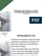 psikogeriatri kuliah
