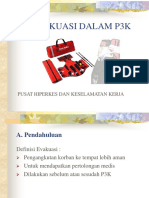 P3K Evakuasi 2014