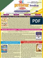 June 2018 Entrepreneur India Monthly Magazine