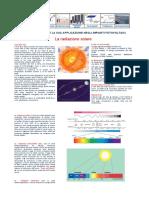 Progetto _Pannelli Solari_ - Radiazione