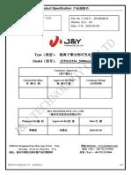 DATASHEET+JYP615354-2000mAh+3.7V%3F1S%3F+-+A0