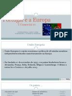 Portugal e a Europa -Patricia Semedo.pptx