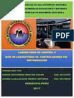 Informe 6 Laboratorio de Control 2