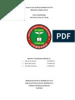 Askep diastosia persalinan