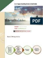 Bilytica #1 Cognos Consulting Services in Saudi Arabia