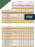 Tabela de HonorÁrios de Projetos Aprovada Dezembro 2011