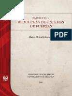 REDUCCIÓN DE SISTEMAS DE FUERZAS. FASCICULO 3.pdf