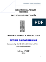 Compendio Teoria Psicodinamica - 2016_2