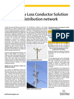 ECO Conductors Low Loss Conductor Solution