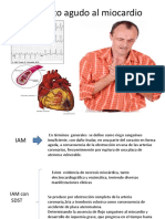 Infarto Agudo Al Miocardio 2018