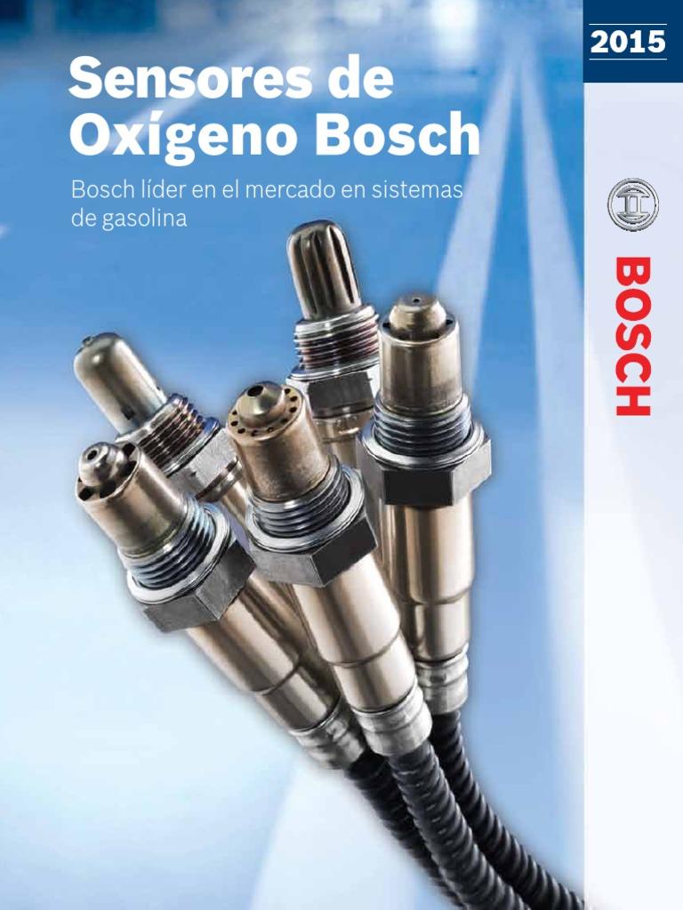 Bosch sonda lambda lamdasonde universal 0258986505