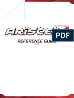 Aristeia Reference Guide