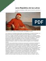Twitter, La Nueva República de Las Letras