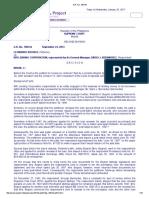 Leonardo Bognot v RRI Lending Corporation
