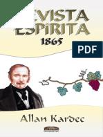 L150 Revista Espírita 1865