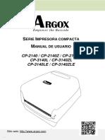 CP Series User's Manual_Spanish