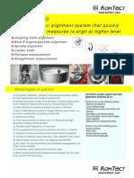 AVV-701 Pro Laser Alignment (Brochure)