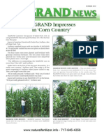 Aggrand News Summer 2010
