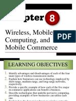 Chapter 8 Wireless